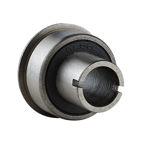 铁芯PU脚轮轴承